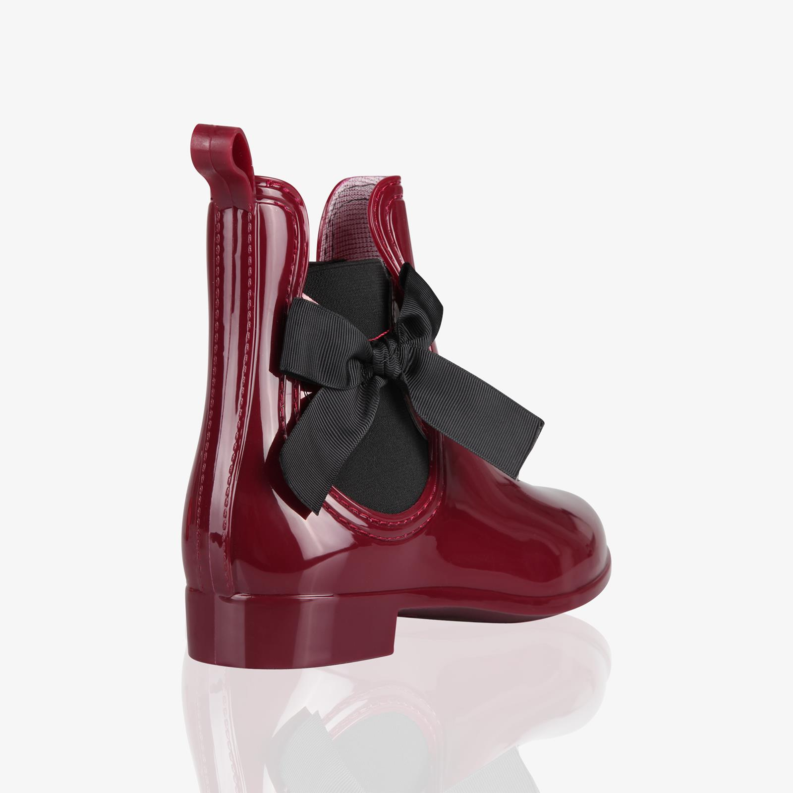 Botas-Agua-Mujer-Barata-Original-Botines-Moda-Comodas-Calzado-Elastico-Juveniles miniatura 14