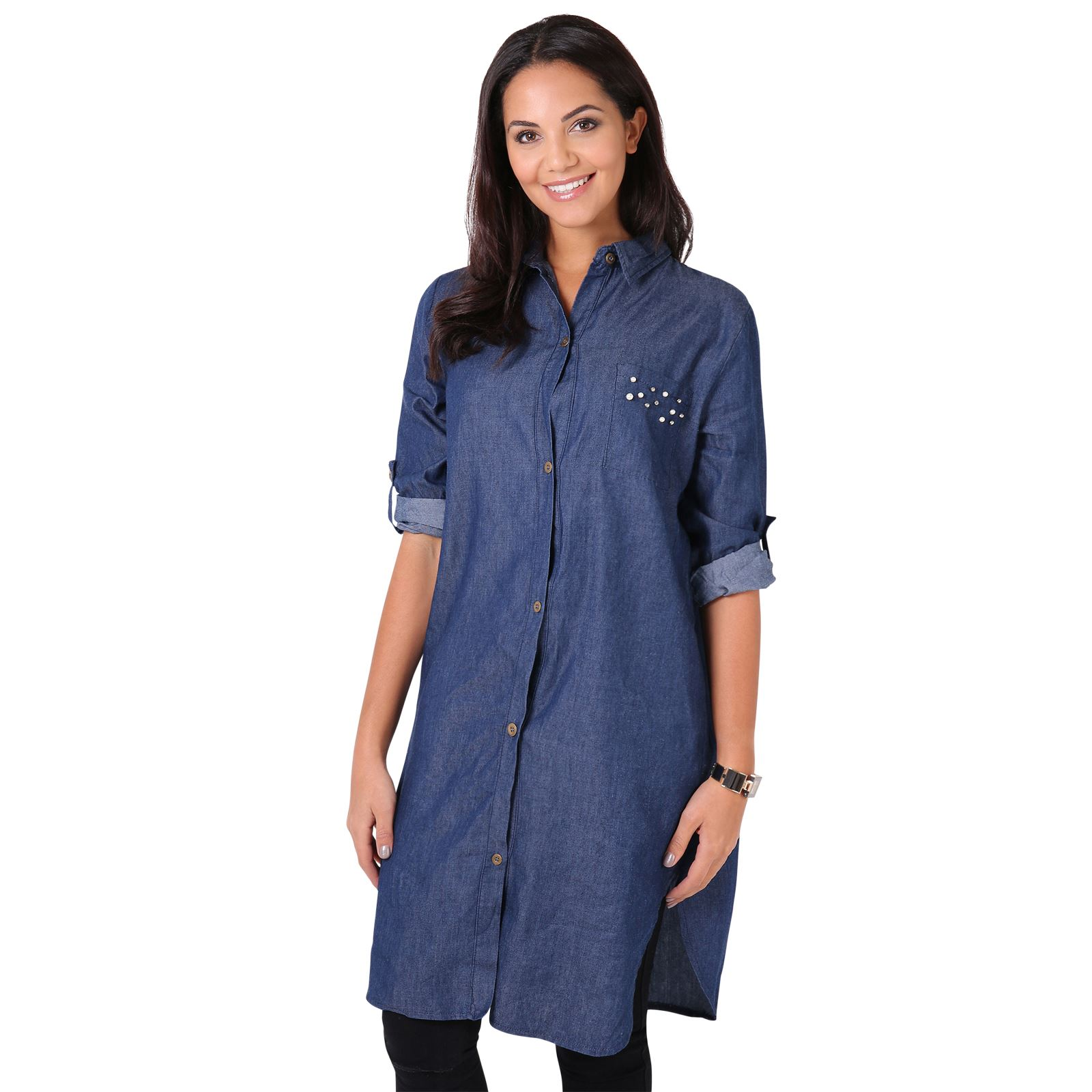 New Buy Cheap Denim Tunic Dress - Compare Womenu0026#39;s Dresses U0026 Skirts Prices For Best UK Deals