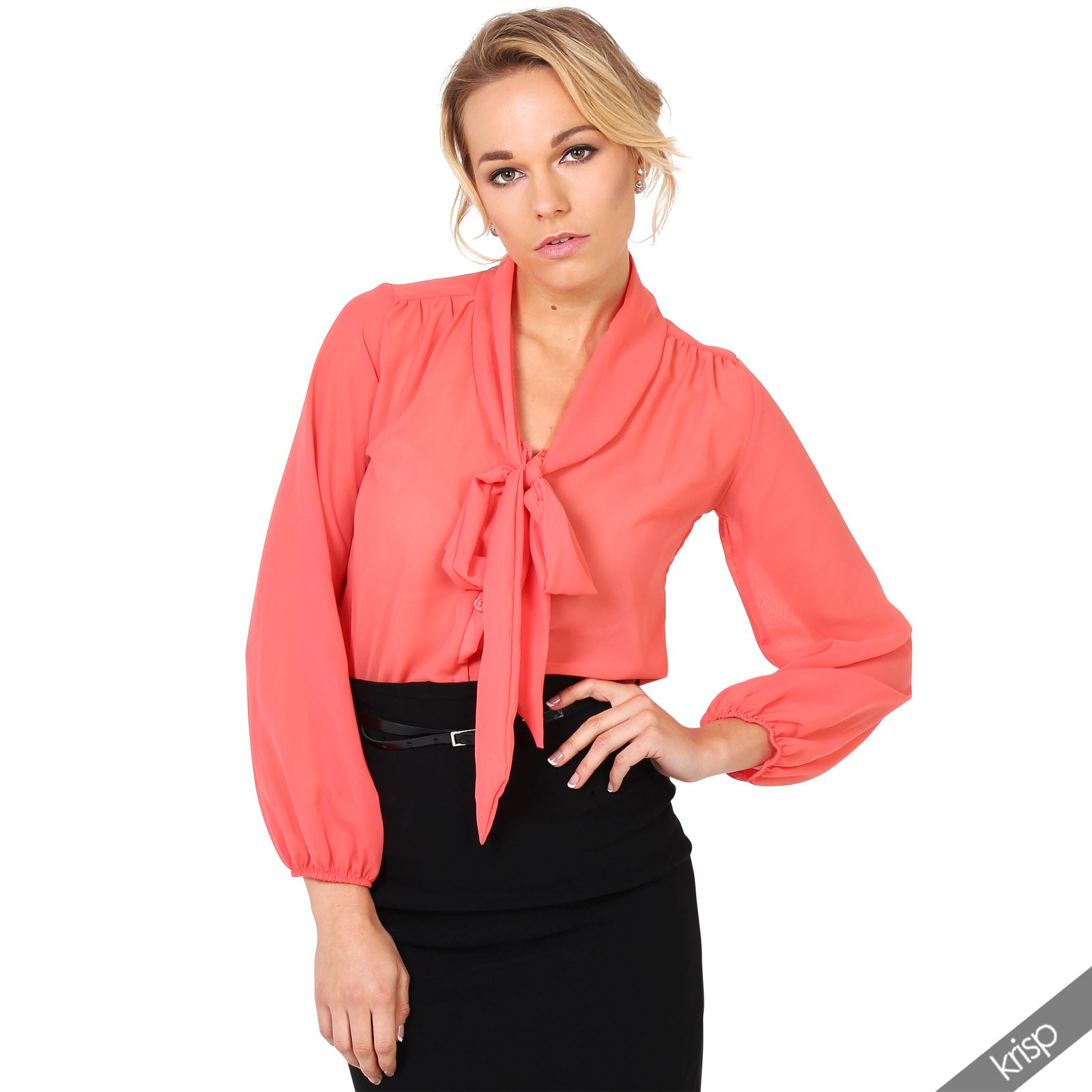 Women's Chiffon Blouses. invalid category id. Women's Chiffon Blouses. Sexy V Neck Loose Long Sleeve Chiffon Shirt Pocket Top Plus Size Women Blouse. Product Image. Price $ Items sold by getson.ga that are marked eligible on the product and checkout page with the logo ;.