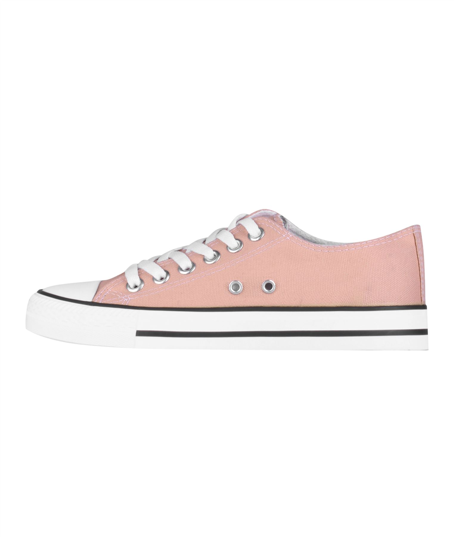 Zapatillas-Mujer-Casuales-Deportiva-Barata-Lona-Moda-Originales-Outlet-Tela-Moda miniatura 45