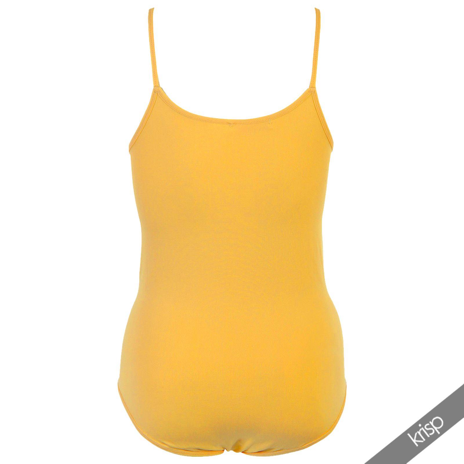 Body-Mujer-Basico-Invierno-Cuello-Barato-Top-Camiseta-Ajustado-Tirantes-Elastico miniatura 19