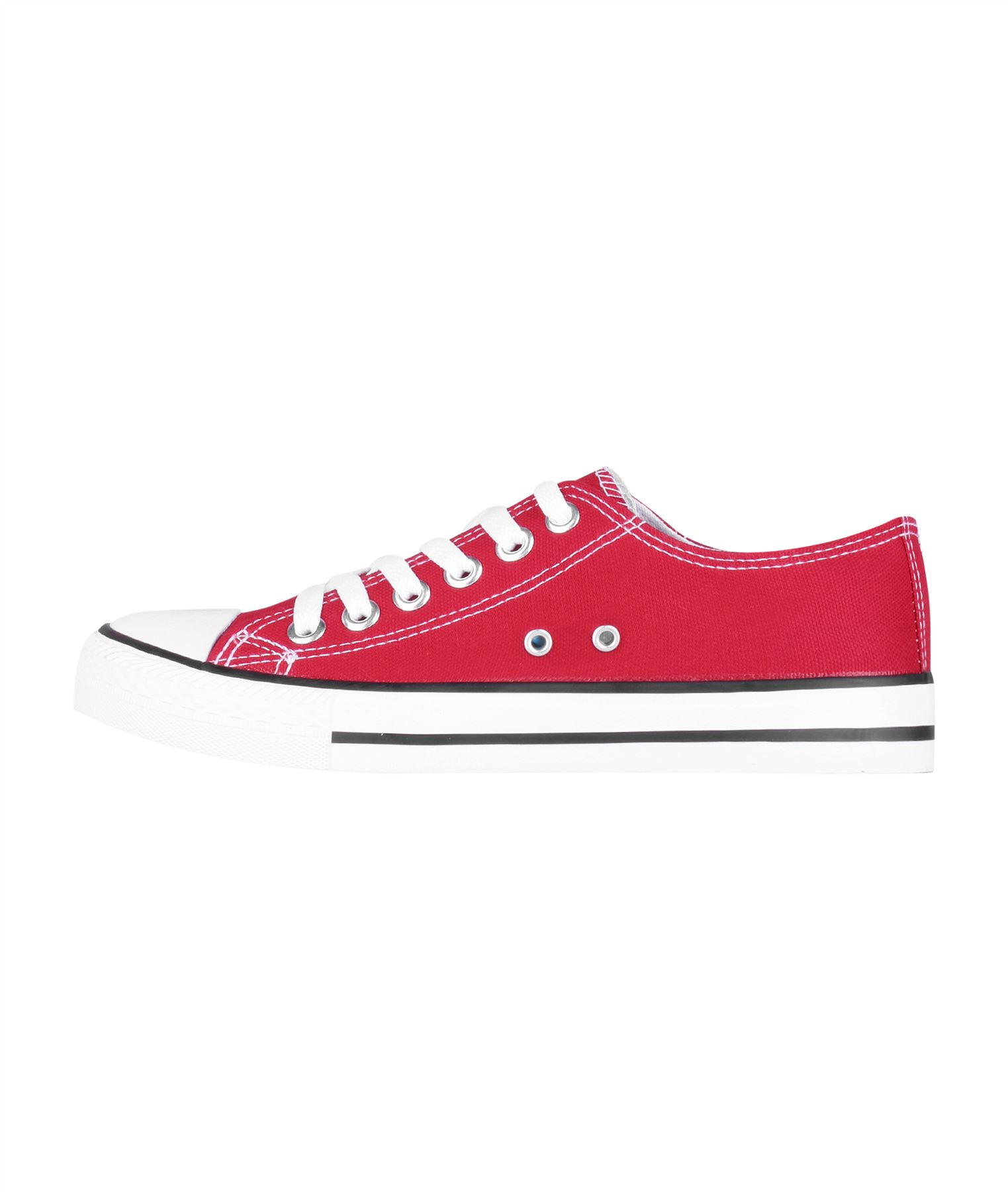 Zapatillas-Mujer-Casuales-Deportiva-Barata-Lona-Moda-Originales-Outlet-Tela-Moda miniatura 40
