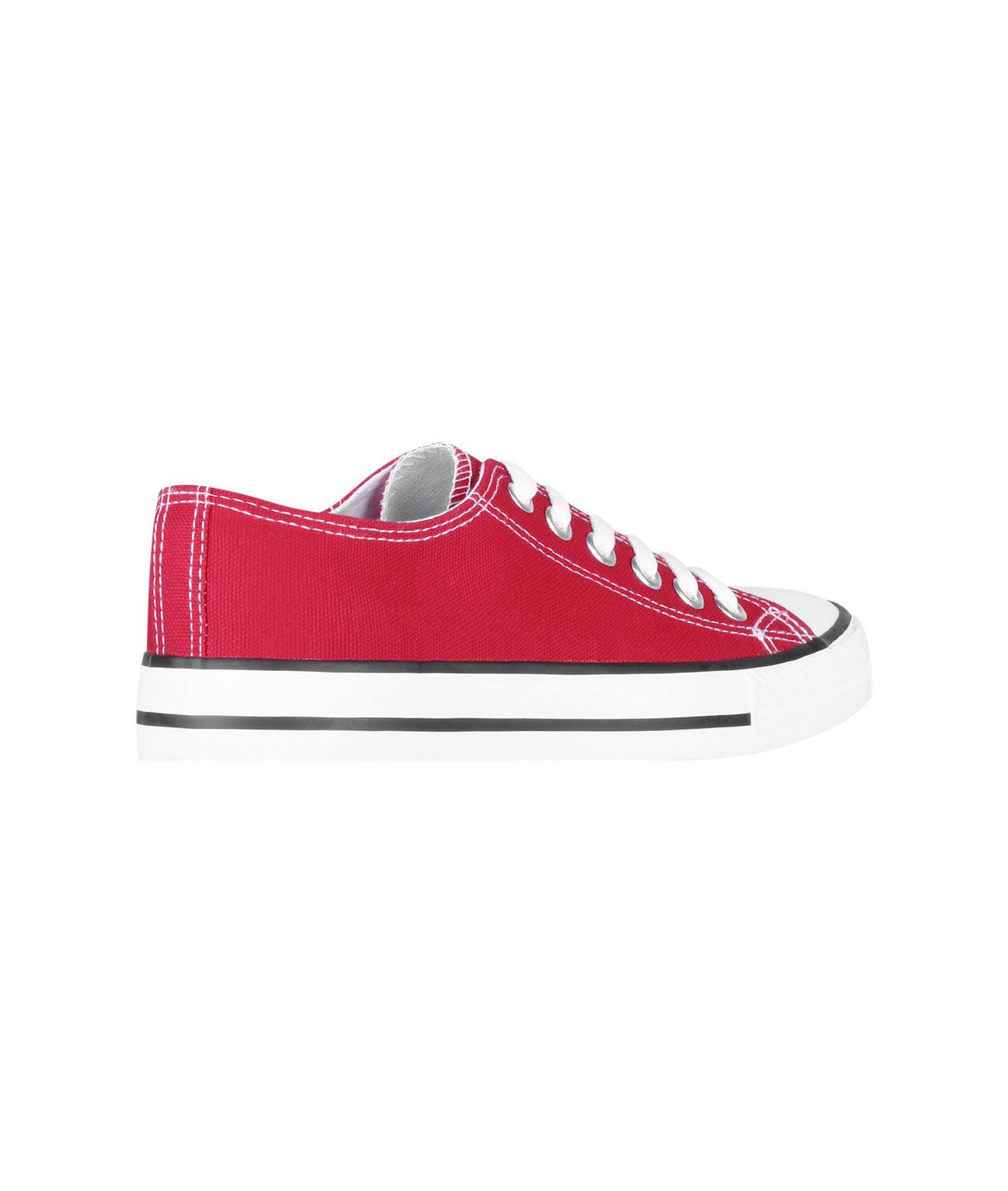 Zapatillas-Mujer-Casuales-Deportiva-Barata-Lona-Moda-Originales-Outlet-Tela-Moda miniatura 39