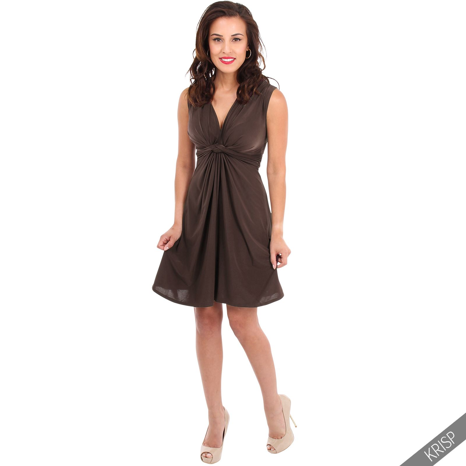 Ruched knot front bodycon mini dress usa discount myntra