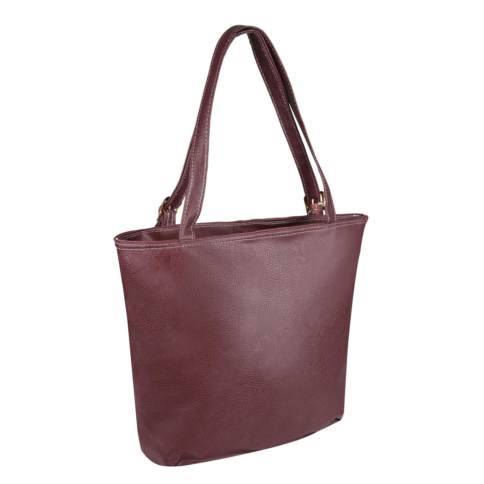 Animal-Print-Handbag-PU-Leather-Shoulder-Bag-Work-Office-Tote-Shopper-Fashion thumbnail 16