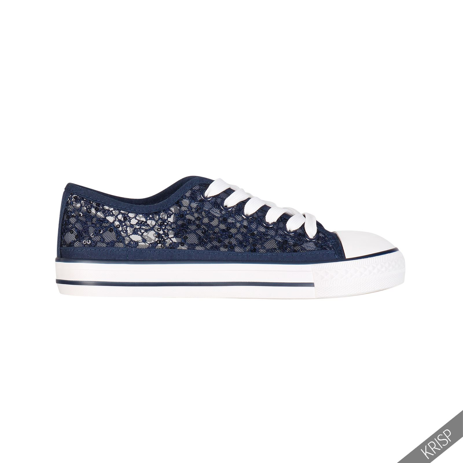 damen flache sneaker bequeme turnschuhe low top geh kelte schuhe sommer casual ebay. Black Bedroom Furniture Sets. Home Design Ideas