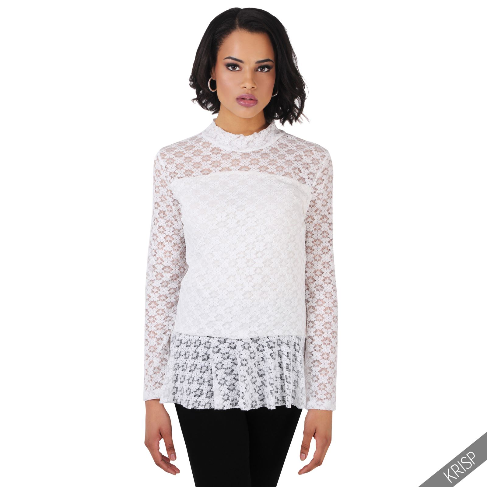 Find great deals on eBay for long sleeve peplum blouse. Shop with confidence.