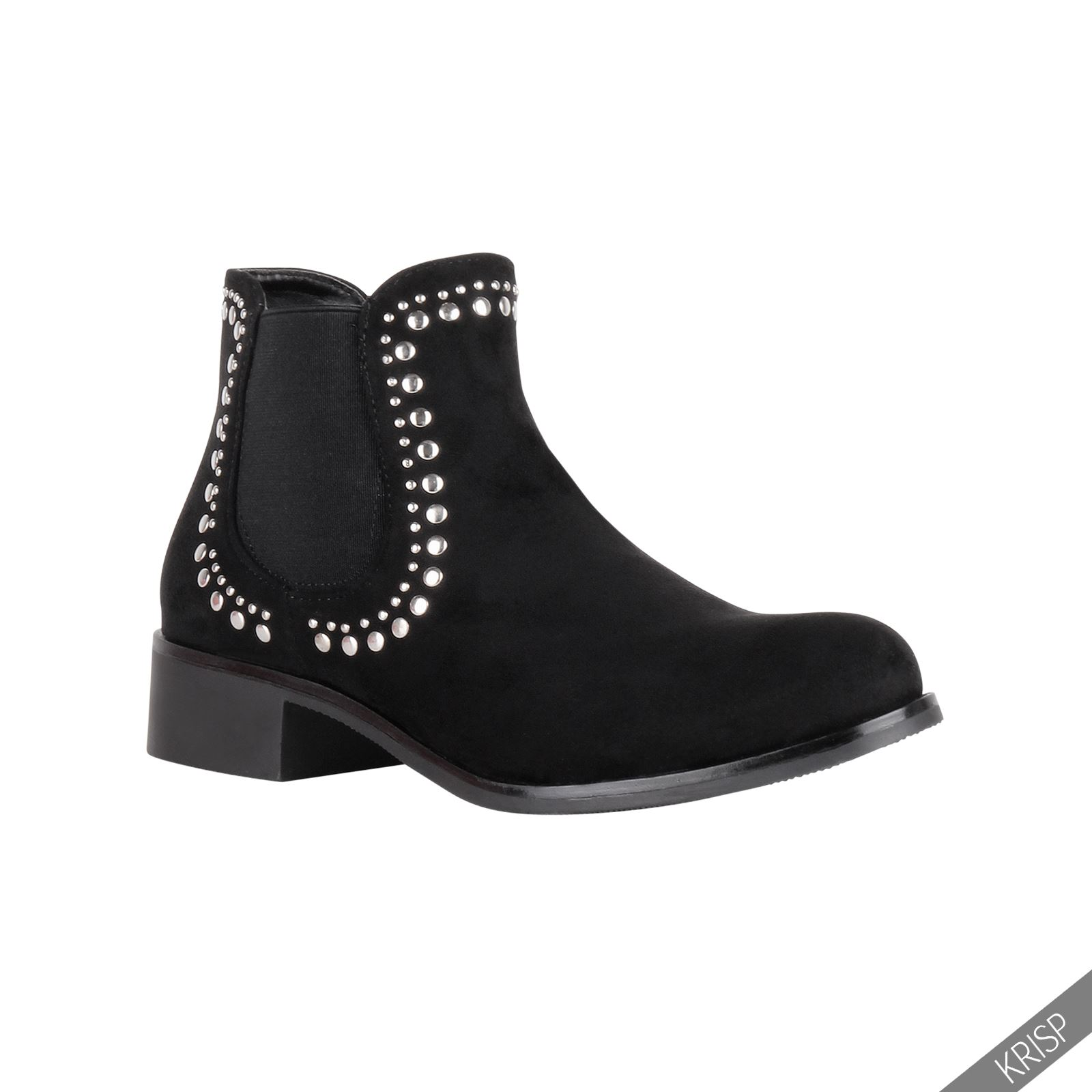 Black ankle chelsea boot Black ankle chelsea boot £ Product no: Size guide Only a few left in stock Black chunky side zip block heel ankle boots. Quick view. Add to wishlist. £ Brown star print block heel ankle boots. Quick view. Add to wishlist. £ Black square toe wide fit ankle boots.