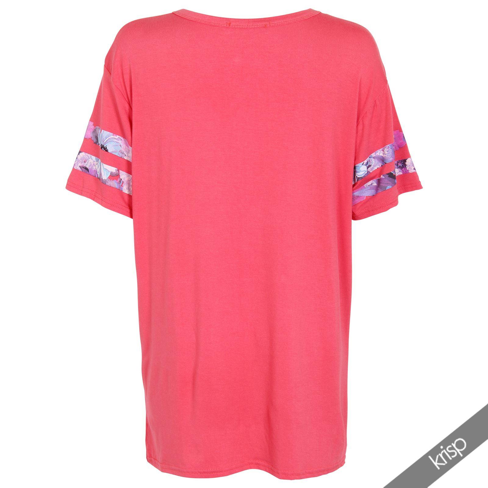 237f169ac18e Womens Girls Oversize American Varsity Long Baseball Jersey ...