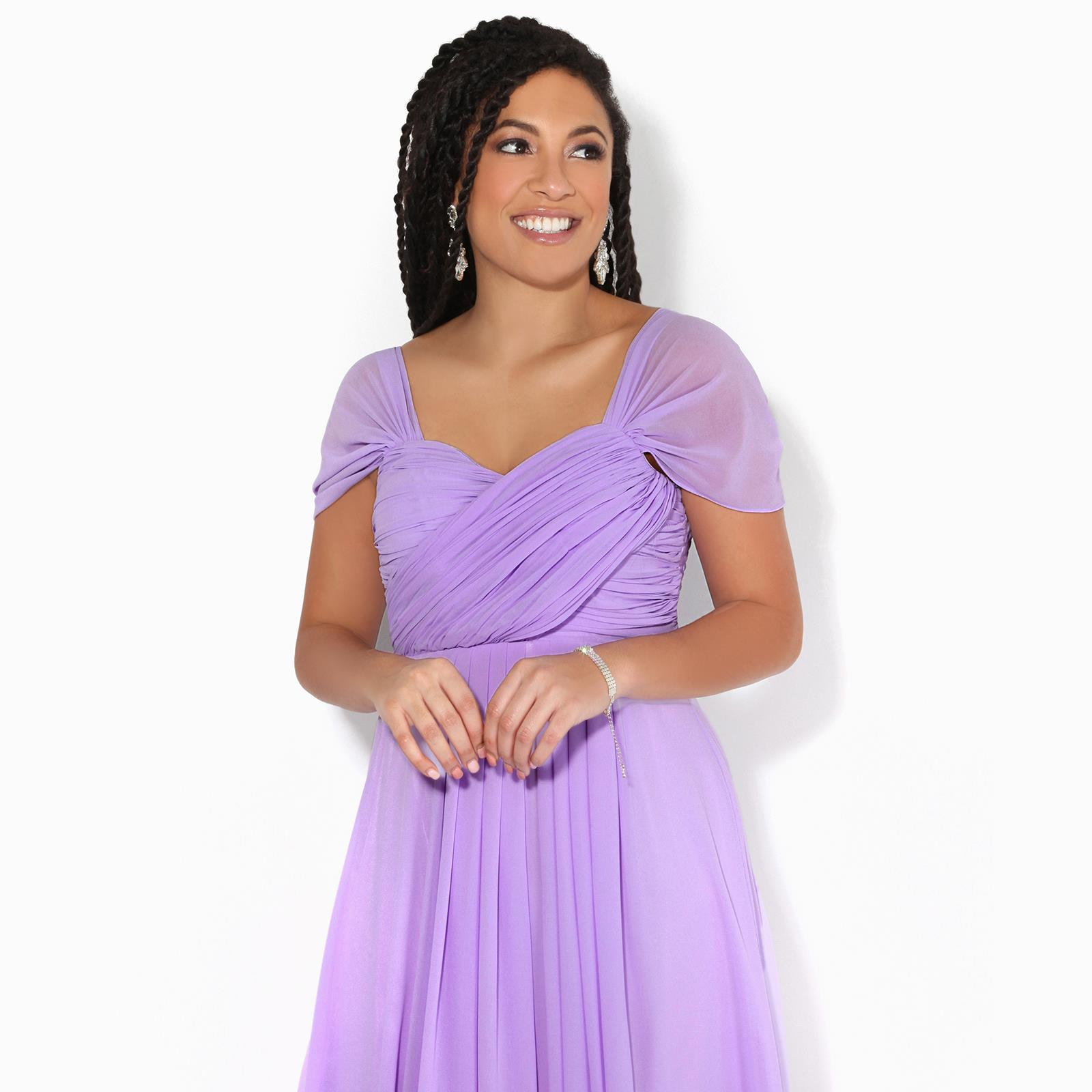 Womens-Formal-Evening-Wedding-Maxi-Prom-Dress-Long-On-Off-Shoulder-Ball-Gown thumbnail 31