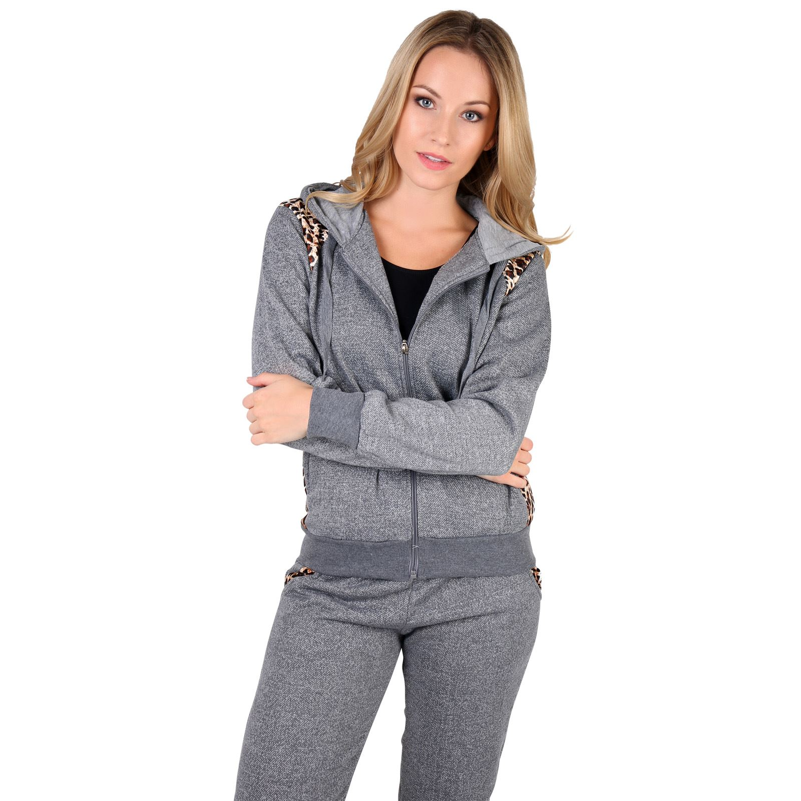 Fleece lined hoodie women