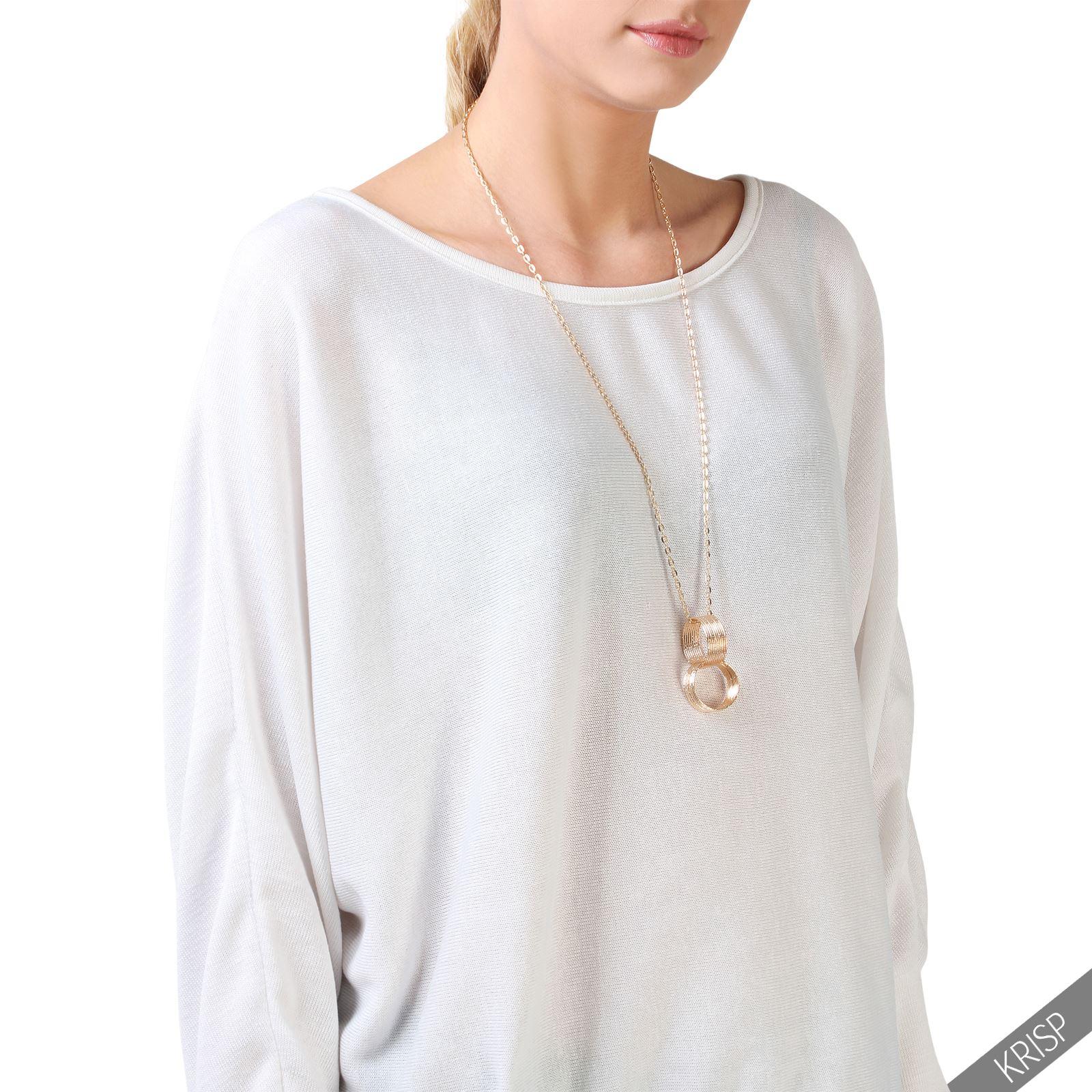 Womens Soft Knit Asymmetric Oversized Batwing Jumper Sweater Top ...