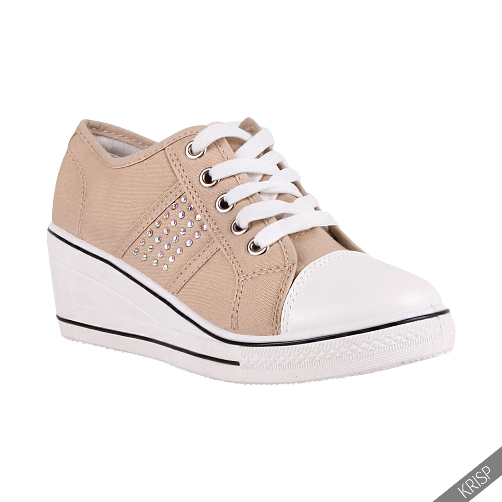 Find womens wedge trainers at ShopStyle. Shop the latest collection of womens wedge trainers from the most popular stores - all in one place.