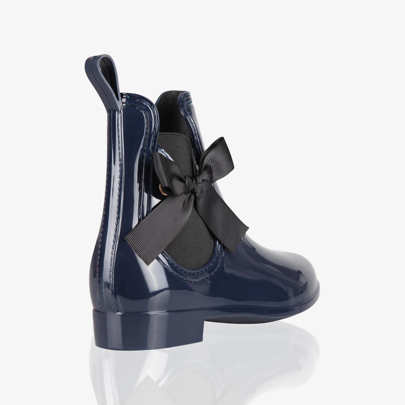 Botas-Agua-Mujer-Barata-Original-Botines-Moda-Comodas-Calzado-Elastico-Juveniles miniatura 4
