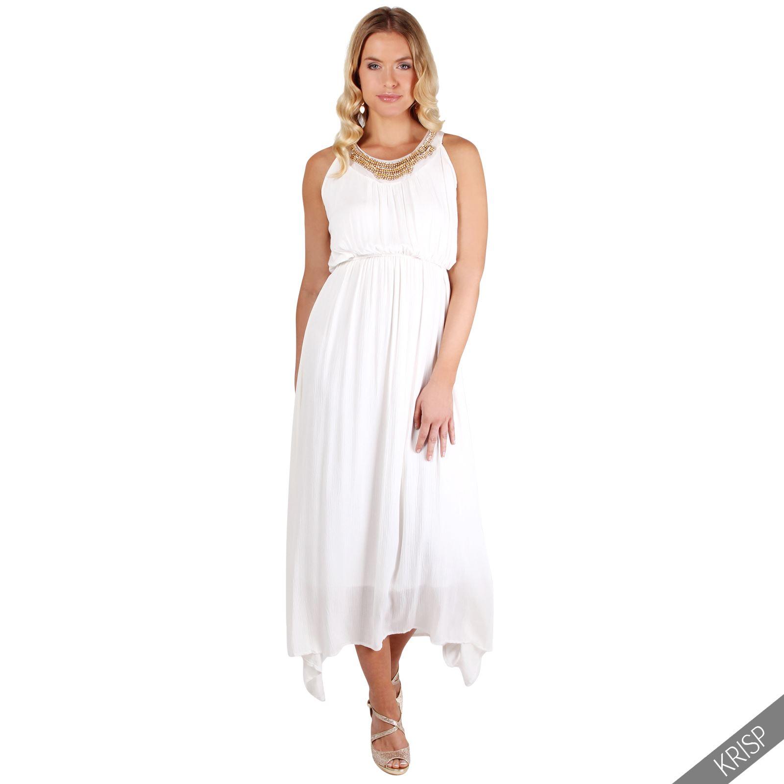 Wonderful Lace Summer Casual Evening Party Beach Dress Long Maxi Dress Plus Size LA | EBay