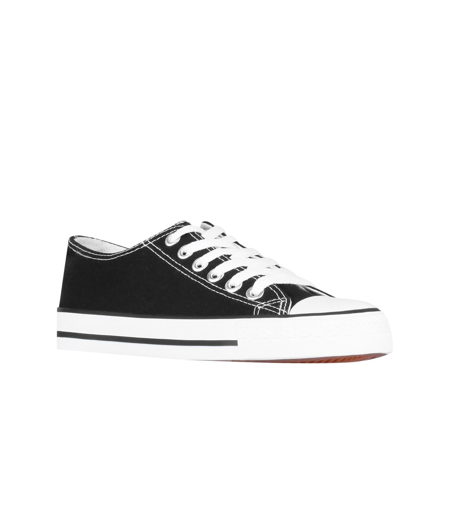 Zapatillas-Mujer-Casuales-Deportiva-Barata-Lona-Moda-Originales-Outlet-Tela-Moda miniatura 33