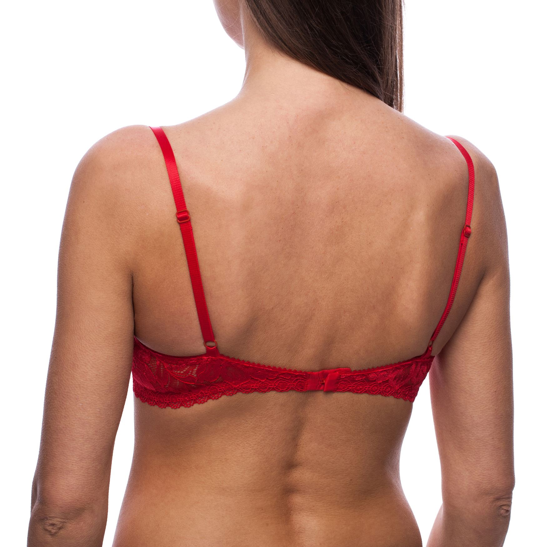 Soutien-gorge-dentelle-Avec-armature-Sexy-Emboitant-Grande-taille-Femme miniature 19