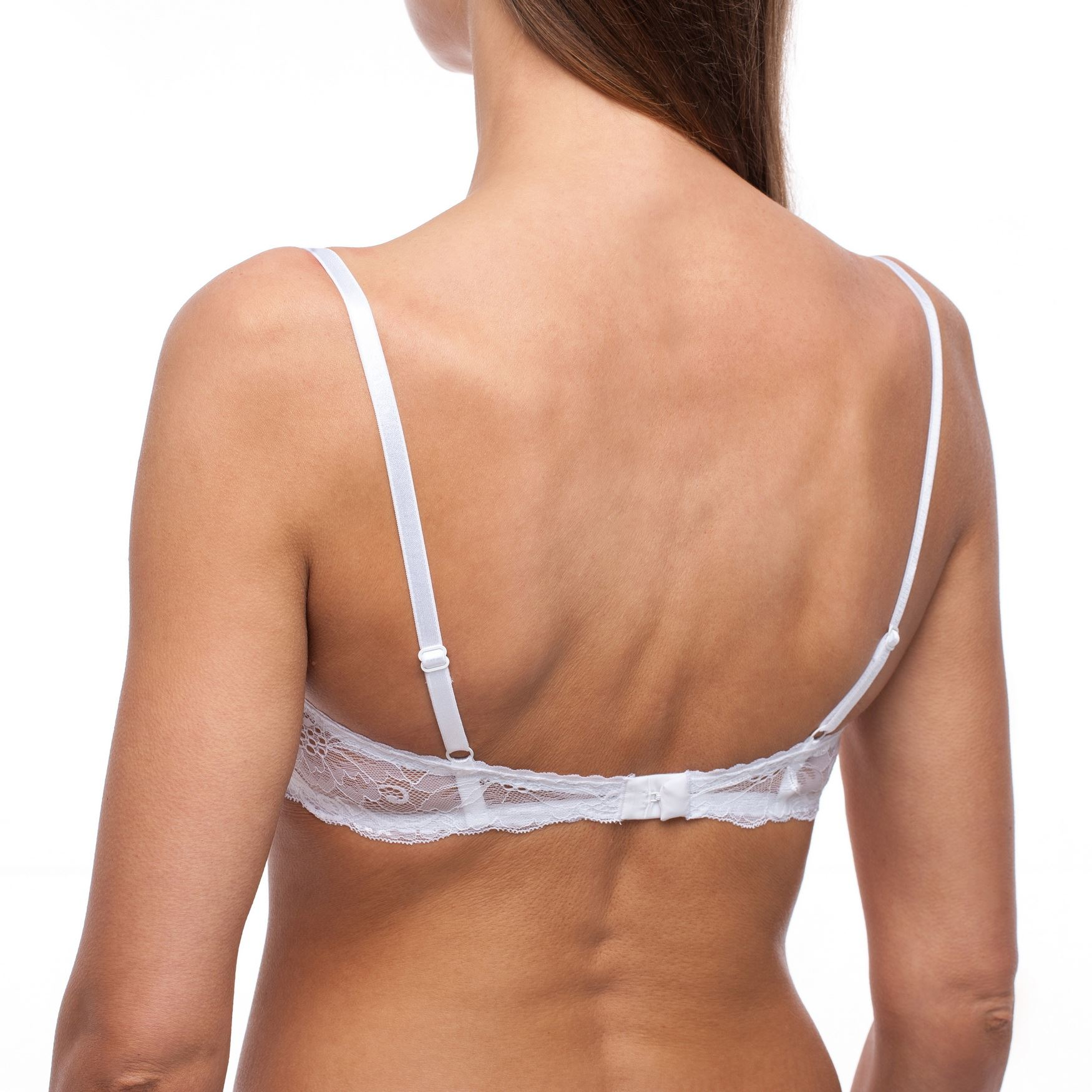 Balconette-Demi-Underwire-Lightly-Padded-Sexy-Comfortable-Lace-Half-Cup-Bra thumbnail 29