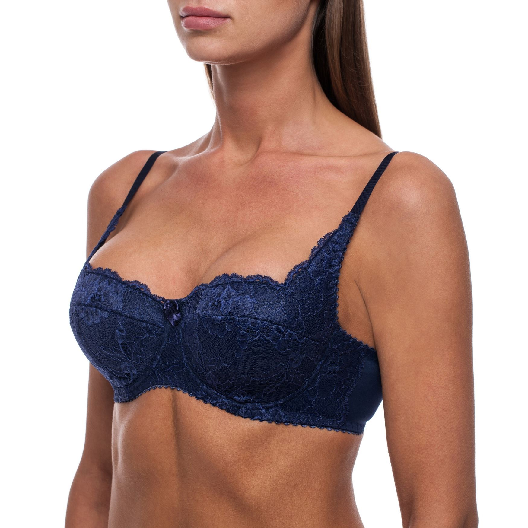 2924b803d8e96 Demi   Balconette Underwire Lightly Padded Sexy Lace Comfortable ...