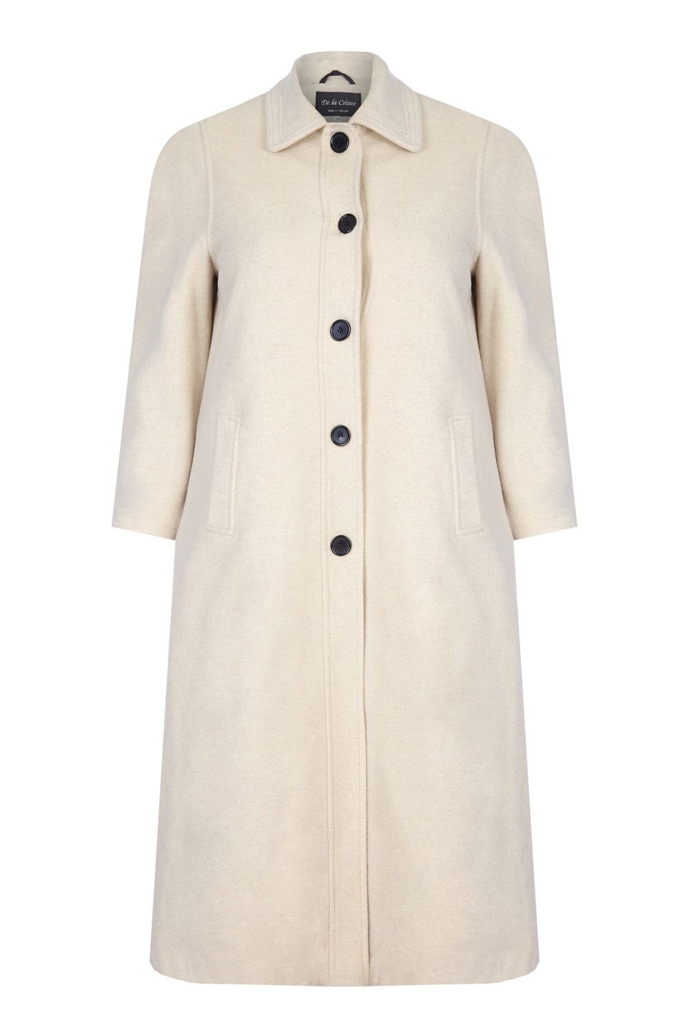De-La-Creme-Women-039-s-Curve-Wool-amp-Cashmere-Blend-Ladies-Plus-Size-Long-Coat