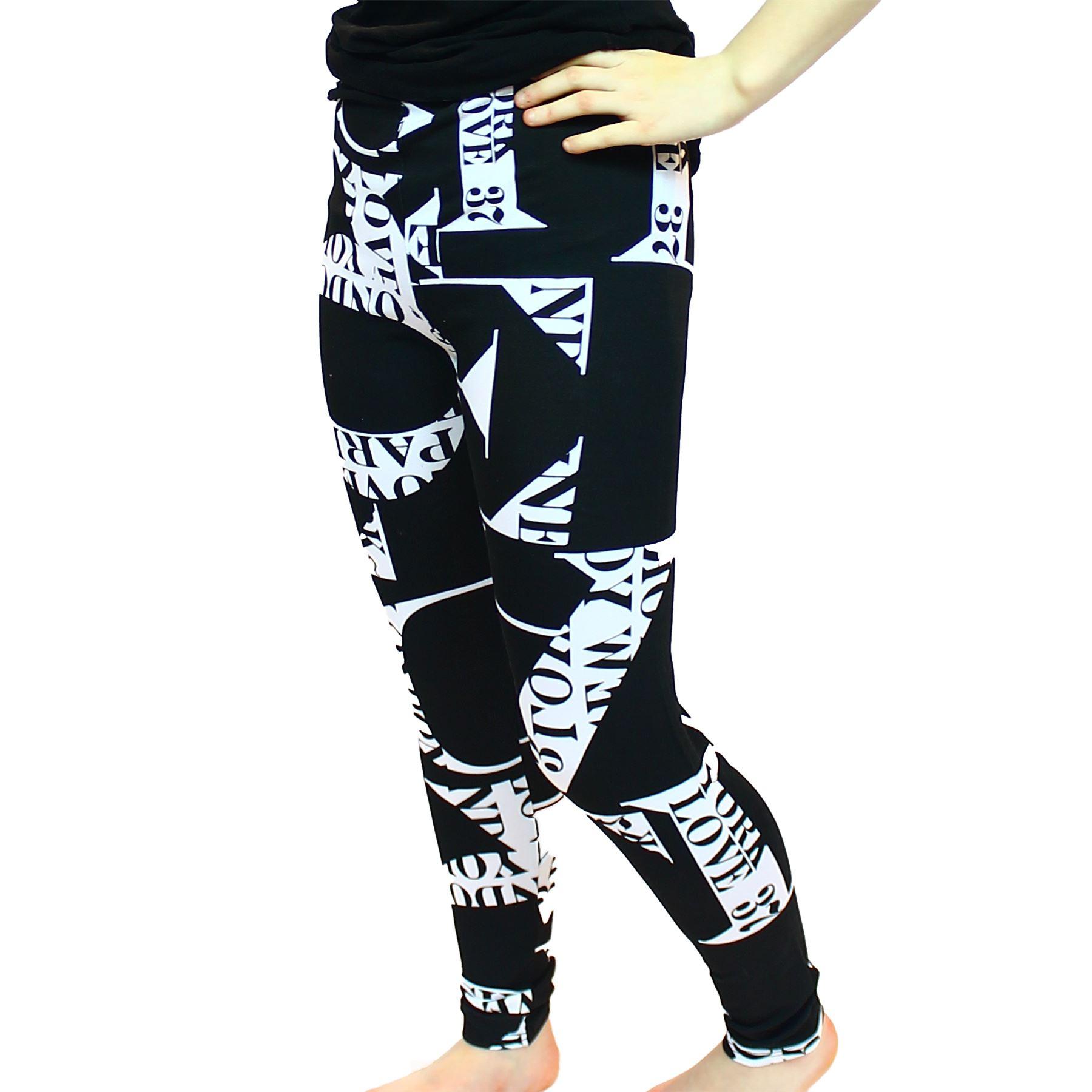 Plus Size Patterned Leggings Best Decorating