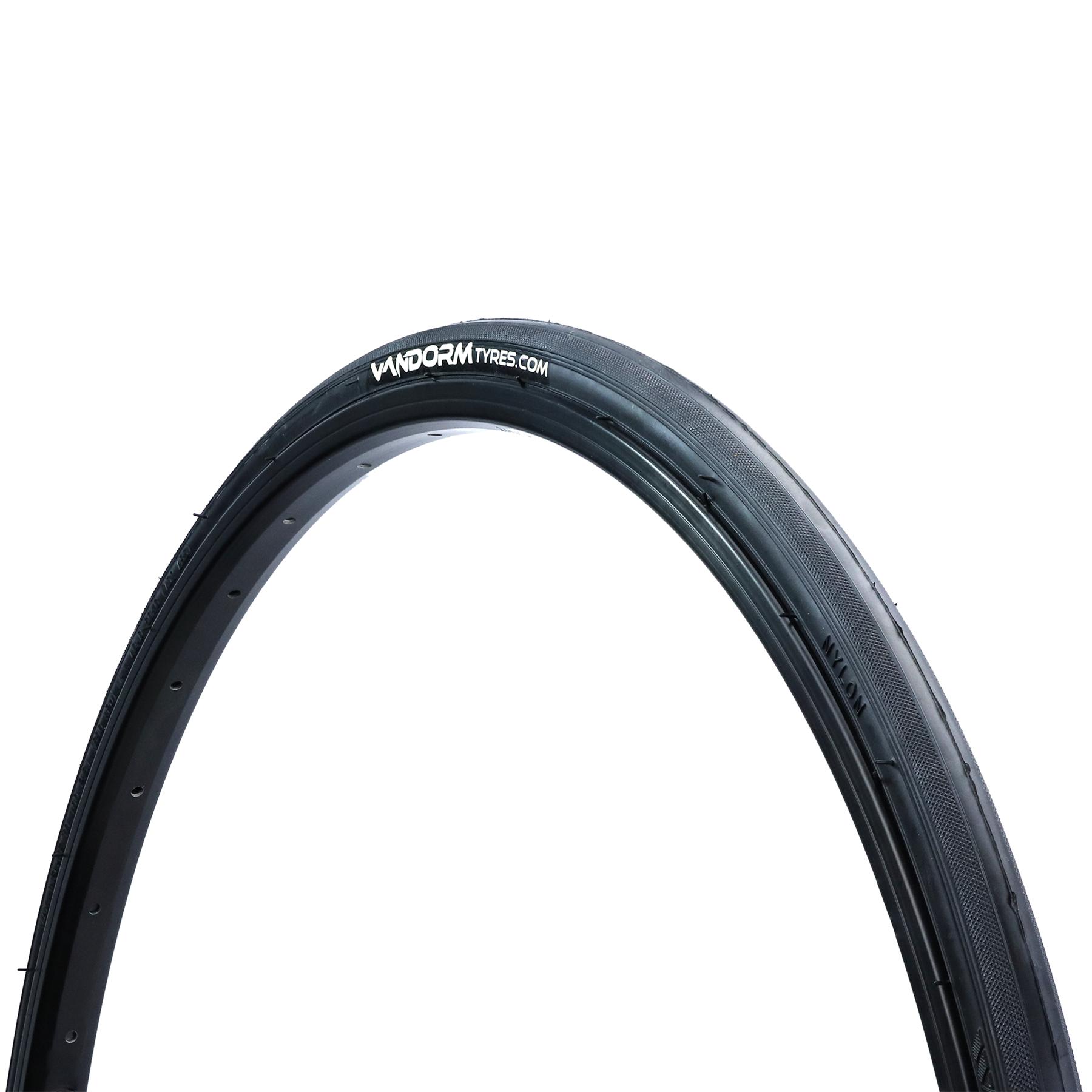 miniatuur 4 - Vandorm 700 x 23c SPEED 3 Colour Road Bike Fixie Tyres & Tube DEAL OPTIONS