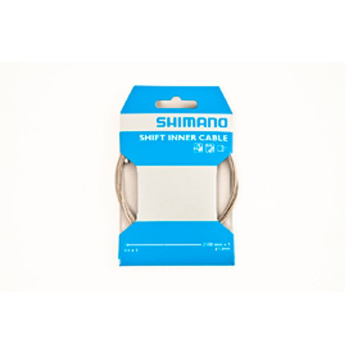 Shimano Gear Shift Inner Stainless Steel Road MTB Bike Cable 1.2mm x 2100mm