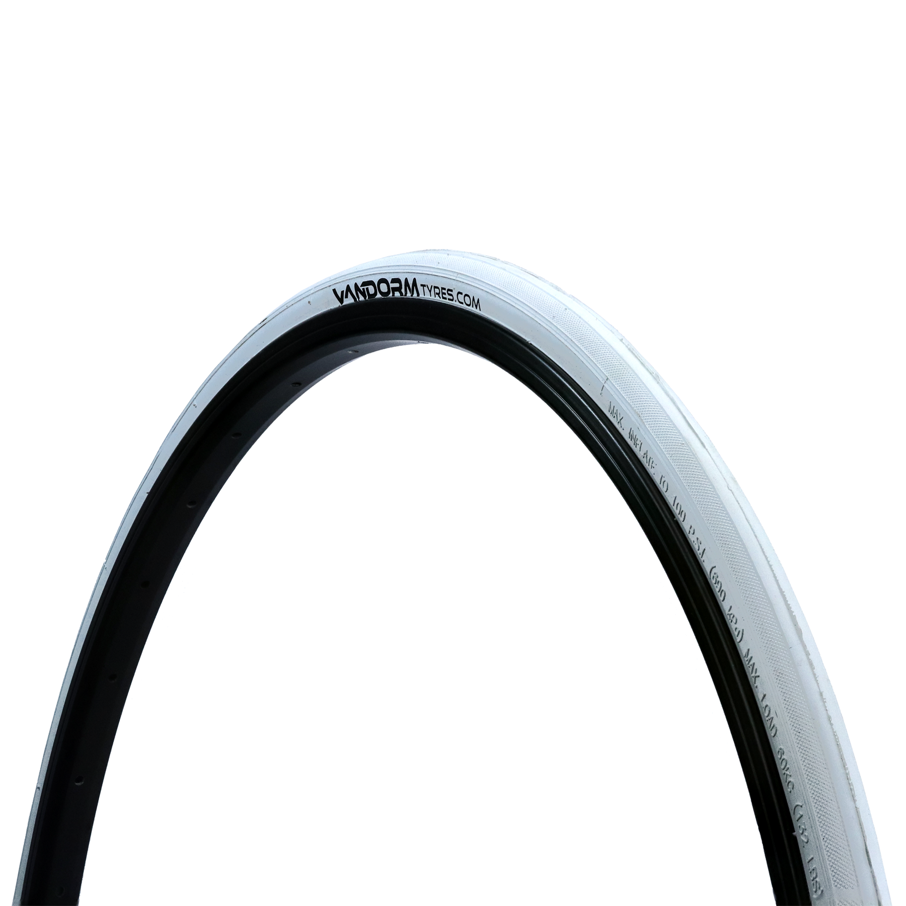 miniatuur 12 - Vandorm 700 x 23c SPEED 3 Colour Road Bike Fixie Tyres & Tube DEAL OPTIONS