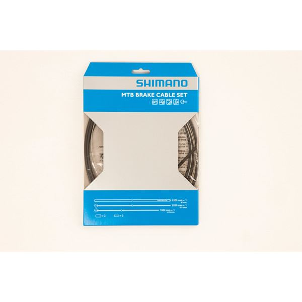 Complete Brake Cable Set Inner and Outers Shimano And Campag