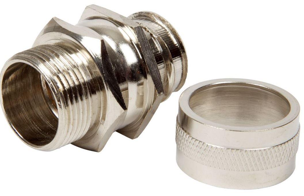 20mm 10M METALLO PVC flessibile Kopex in acciaio zincato M20 girevole Adattatori