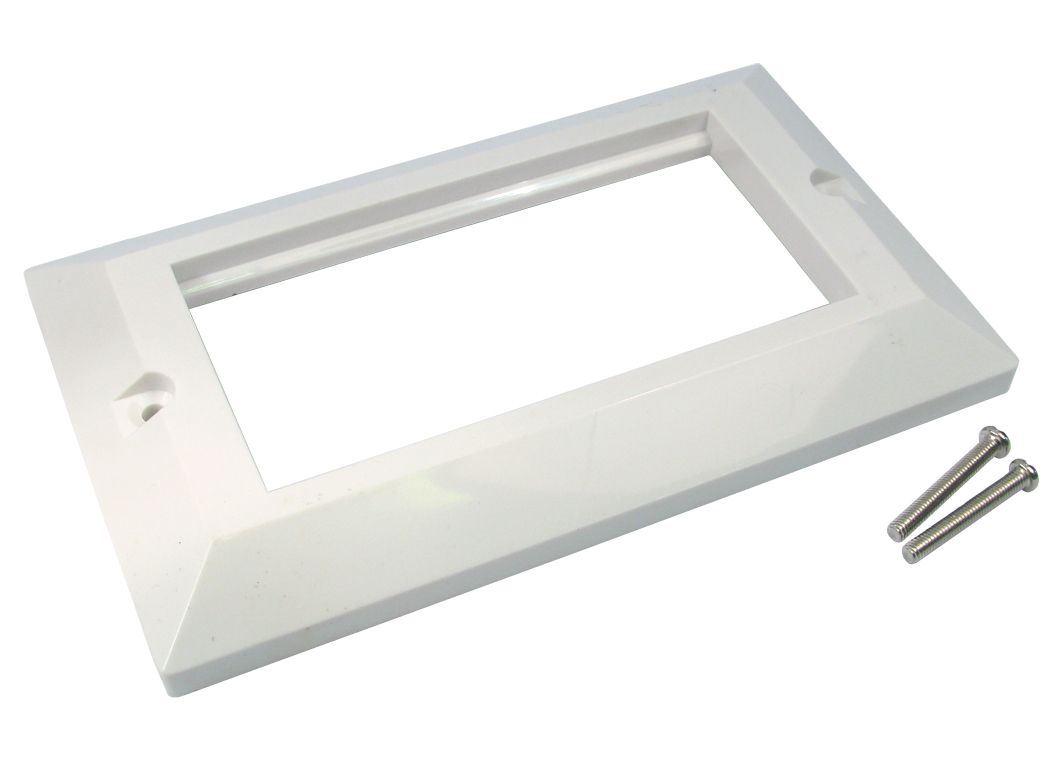 Faceplate Euro Module Modular Plug Socket System Keystone Hdmi Rca Wall Jack Ethernet Wiring Order