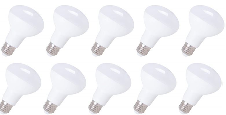 Energy Class A++ 1 x Sylvania RefLED R50 V2 E14 5W Warm White LED 470lm