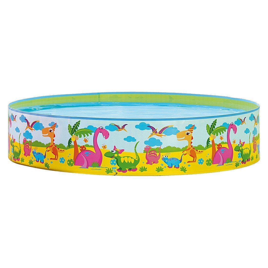 Jilong Dinosaur Rigid Play Pool 240 Cm X 38 Cm (94 X 15