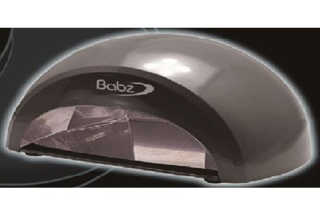 Black Professional Uv Led Lamp Nail Dryer Gel Polish Shellac Curing W Auto Timer
