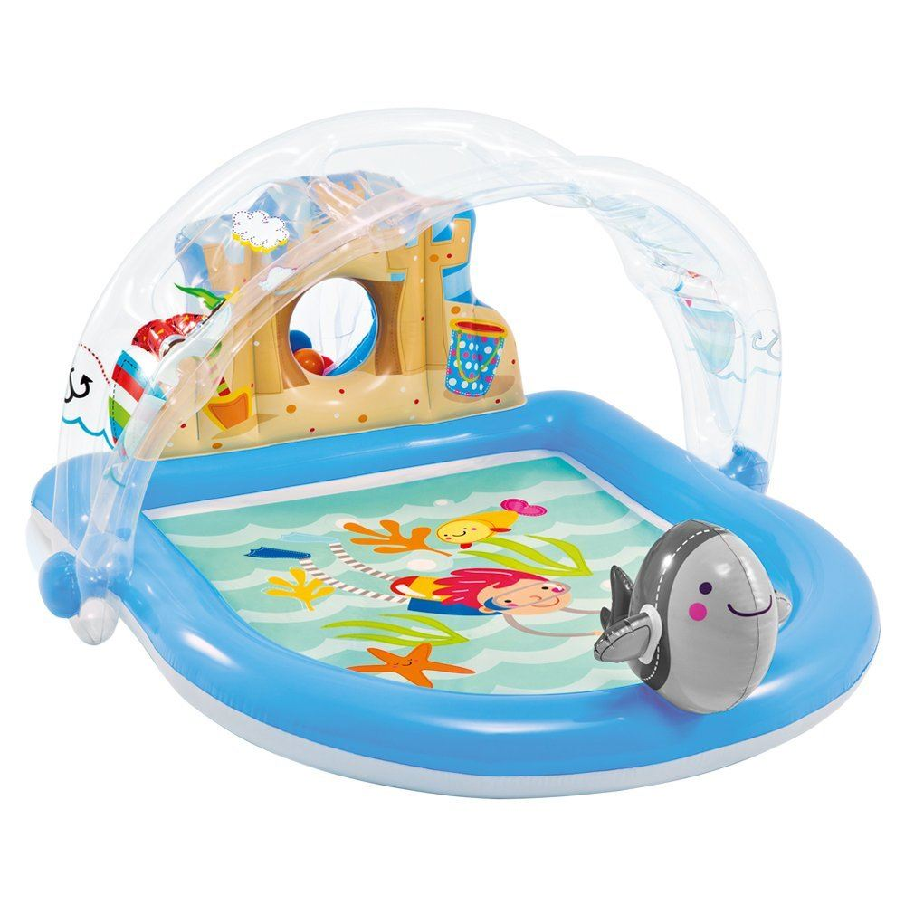 Paddling Pool Kids Swimming Pools Inflatable Childrens Swimming Pools Beach Bath Ebay