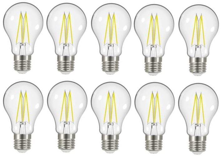 Energizer W 7.2 W = 60 W Energizer DEL FilaHommes t GLS Vintage ES E27 [classe énergétique Bon état] dbdefd