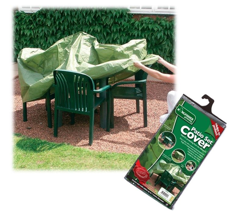 Kingfisher Garden Patio Set Cover Heavy Duty