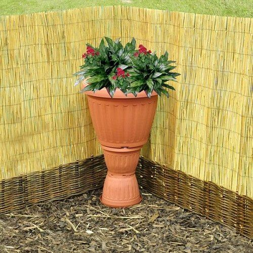 Reed Screen Border 1m X 3m Create Privacy Protection From Elements Edging