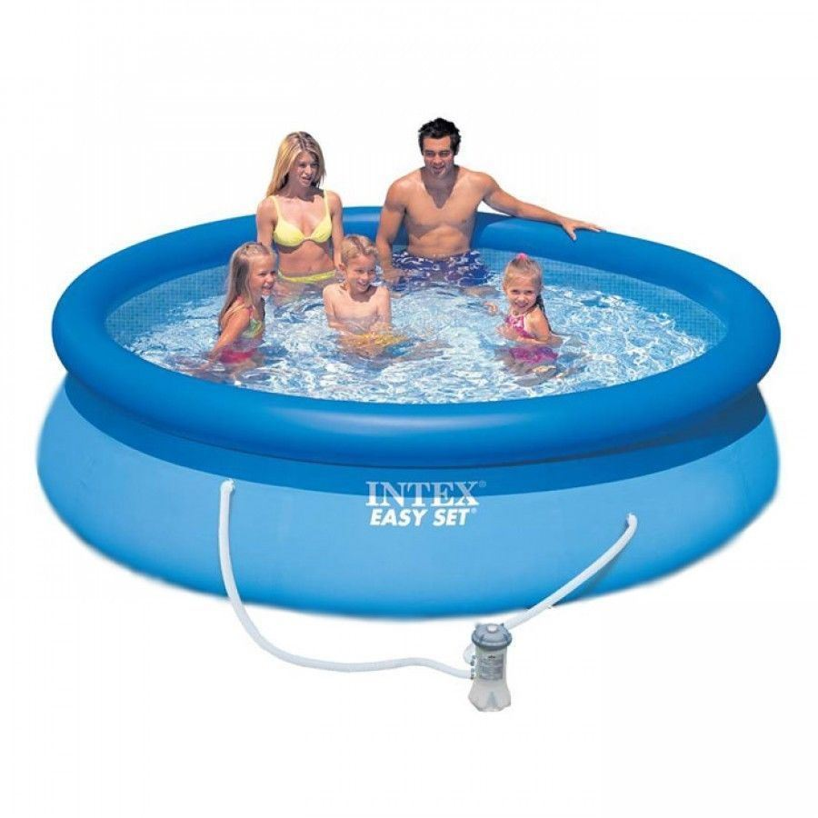 Paddling pool kids swimming pools inflatable childrens for Best rated inflatable swimming pool