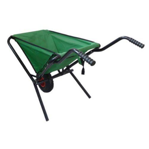 Kingfisher Garden Fold Up Wheel Barrow