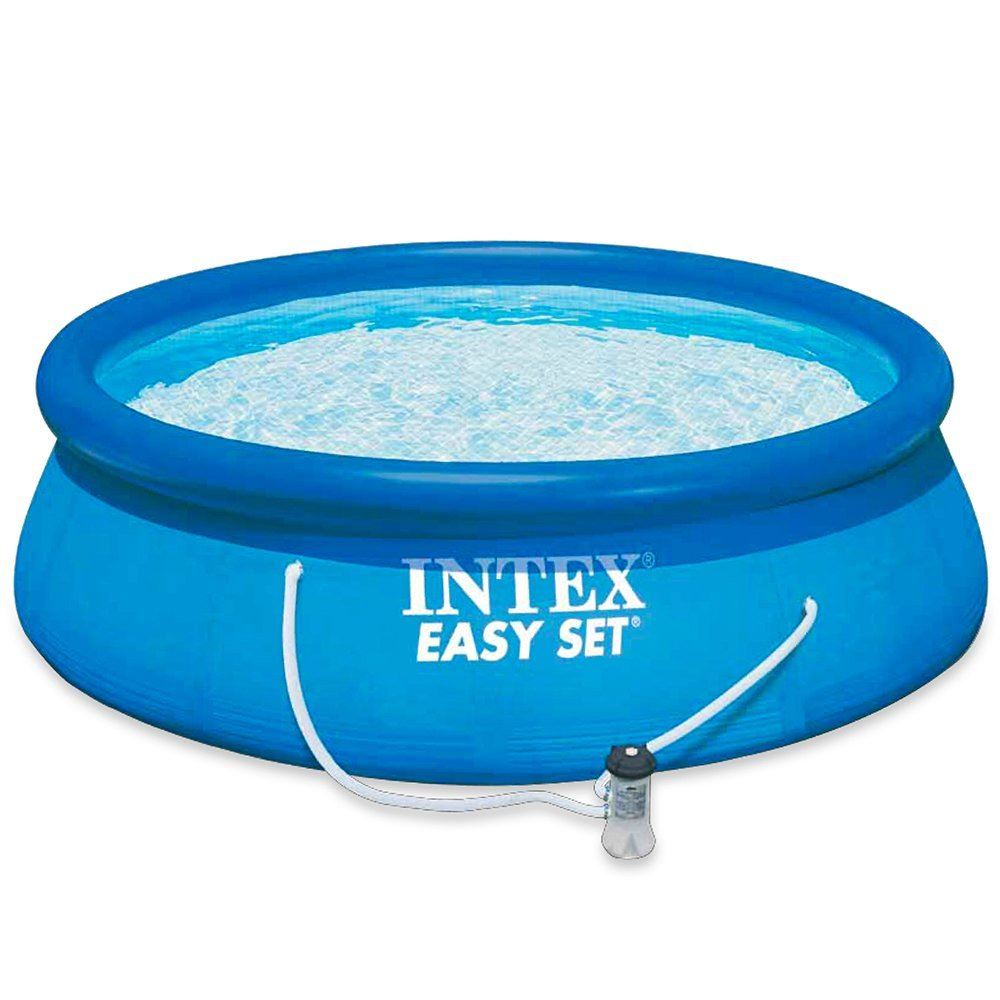 Intex 10ft X 30?? Easy Set Pool With Filter Pump Included