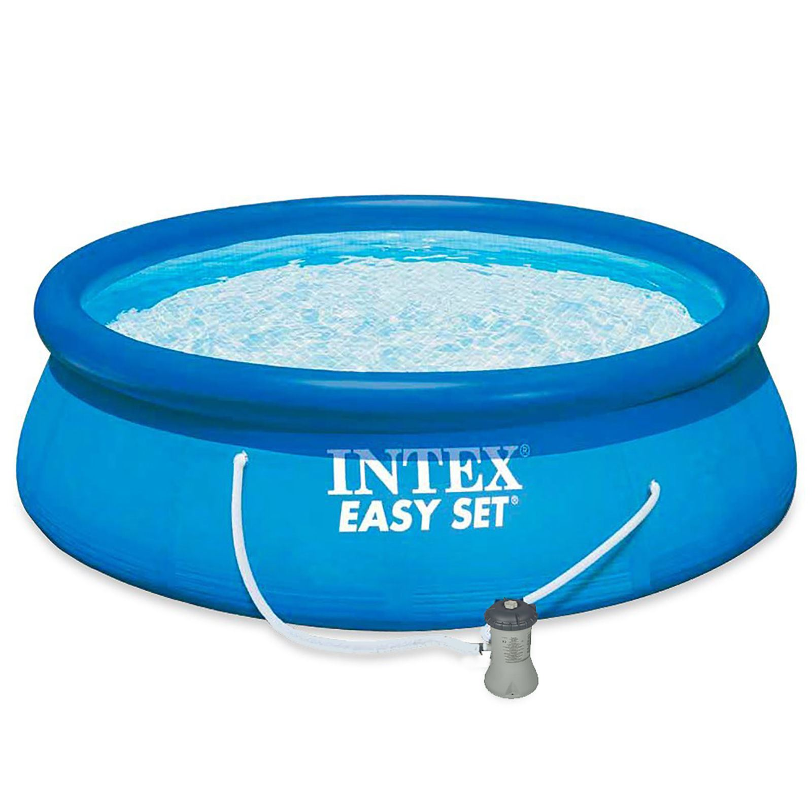 Intex 15' X 36'' Intex Easy Set Pool With Filter Pump #28162