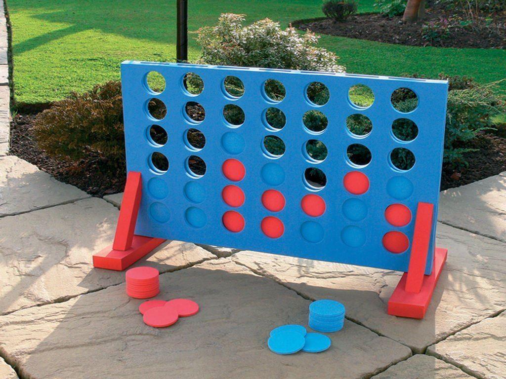 Parkland Giant Eva 4 In A Row Family Garden Games For Summer