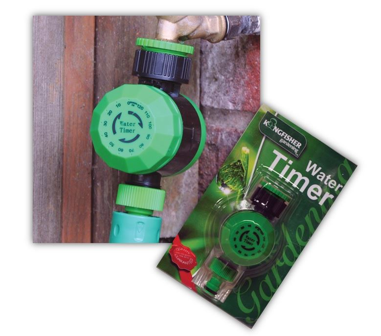 Kingfisher Water Timer Garden Patio