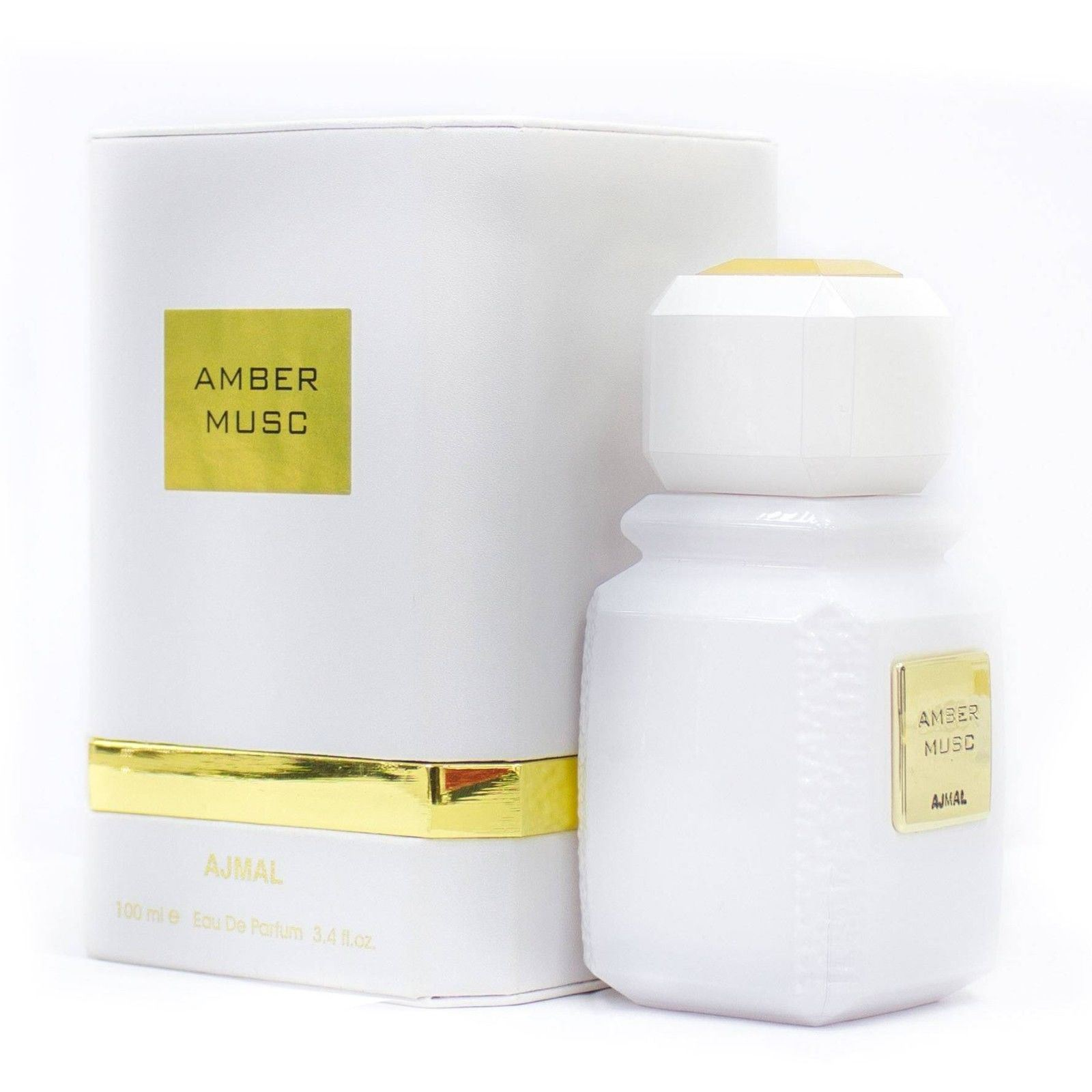 Amber Musc Masterpiece by Ajmal 100ml Unisex EDP Floral