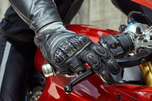 Spidi-X4-Coupe-Textile-Mix-Vented-CE-Motorcycle-Gloves-Touchscreen-CE thumbnail 7