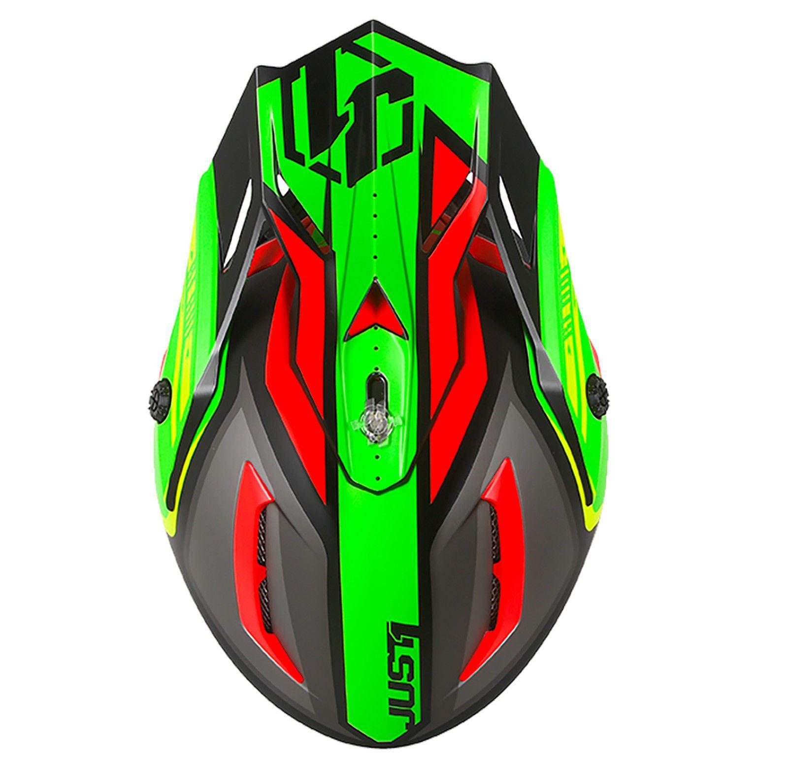 Just1-J38-Blade-Helmet-Motocross-Enduro-MX-ATV-Motorcycle-Off-Road-Full-Face-ACU thumbnail 30