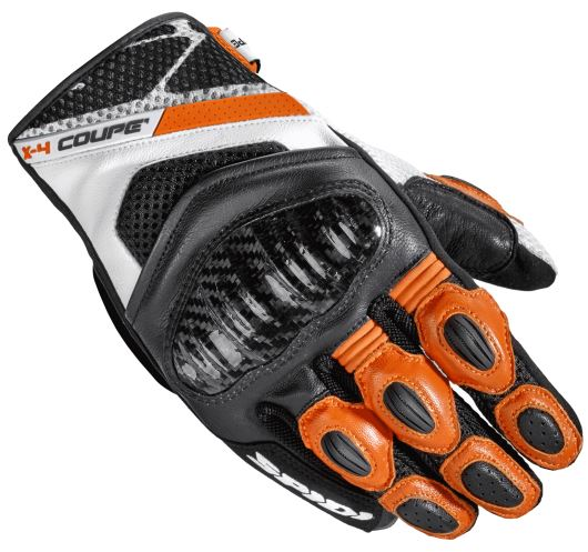 Spidi-X4-Coupe-Textile-Mix-Vented-CE-Motorcycle-Gloves-Touchscreen-CE thumbnail 4
