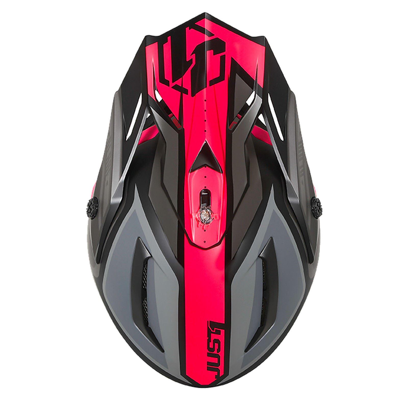 Just1-J38-Blade-Helmet-Motocross-Enduro-MX-ATV-Motorcycle-Off-Road-Full-Face-ACU thumbnail 26