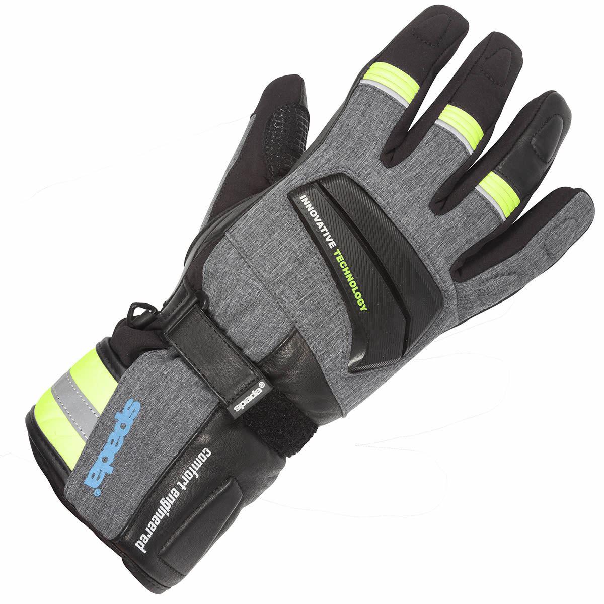 Spada-Latour-Waterproof-Winter-Gloves-Motorcycle-Motorbike-Thermal-Touring thumbnail 11